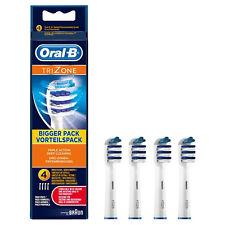 braun Oral-B TriZone 4er Pack Aufsteckbürsten