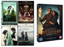 Outlander: Complete Series, Seasons 1-5 (DVD) Free and Fast Shipping!