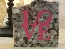 Love Home and Garden Stone, Love Design