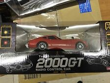 1/20 Japan Radio control RC car Toyota 2000 GT Red NIHON AUTOTOY Tamiya Kyosho