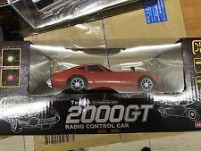 1/20 Japan Radio control RC car Toyota 2000 GT Red NIHON AUTOTOY Tamiya Kyosho