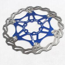 Caracol Bicicleta Rotor Freno de Disco 6 Tornillos Accesorio Piezas para Montaña