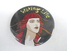 Vintage Pinback Button #58-010 - Waking Life #2