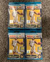 2019-20 NBA Hoops Premium Stock Hanger Box (4 Box Lot) NEW Sealed - Zion? 🔥📈