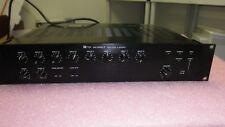 TOA 900 Series II A-912MK2 120 Watt Modular Mixer Power Amplifier/ Complete Knob