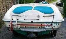 Sportboot auf Trailer