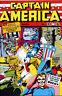 CAPTAIN AMERICA COMICS #1 deutsch STAN LEE  limited GERMAN REPRINT/VARIANT
