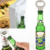 FATHERS DAY GIFT BEER BOTTLE OPENER NOVELTY DAD BAR MAGNET BIRTHDAY PRESENT