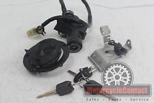 06 07 2006 2007 Zx10r Zx10 Kawasaki Ignition Lock Key Set Lockset Gas Cap Latch