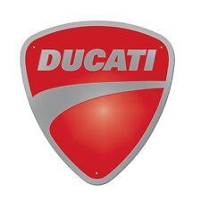 Ducati Blechschild 15´Metalschild Schild Bild NEU!