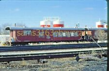 ORIGINAL SLIDE MILWAUKEE ROAD X409 COMBINE WISC DELLS WI 1981