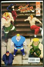 STREET FIGHTER Unlimited #4b (2015 Capcom UDON Comics) NM Comic Book