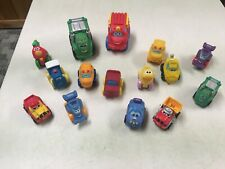 PLAYSKOOL  TONKA  TODDLER  CARS TRUCK & VEHICLES  15     VEHICLES  IN ALL