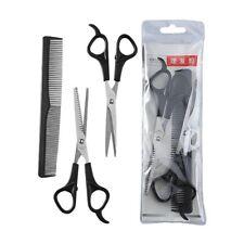 Hair Cutting Scissors Comb Hairdressing Salon Barber Shear Thinning Cutter Set