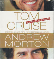 Tom Cruise Biography Andrew Morton 5CD Audio Book NEW Abridged Actor FASTPOST