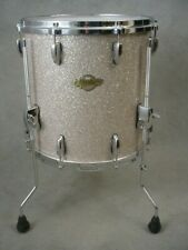 PEARL MASTERS MAPLE14x14 DIAMOND GLITTER FLOOR TOM DRUM, SWEET