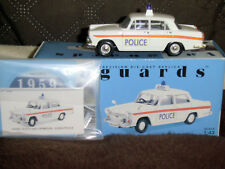 VA44001 CORGI/HORNBY VANGUARDS AUSTIN A60 CAMBRIDGE SUSSEX POLICE NEW.