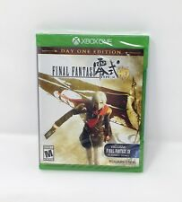 Final Fantasy Type-0 HD Day One Edition - XBOX ONE - NEW & SEALED
