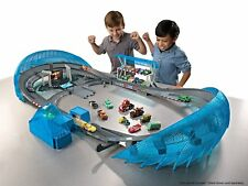 Mega Playset Cars 3 Ultimate Florida Speedway Track Set Motorized Booster Toy