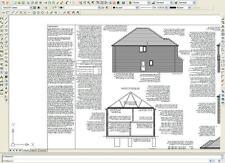 ** Venta ** Nueva Morada planes de CAD - 2017 reglamentos de planificación y construcción