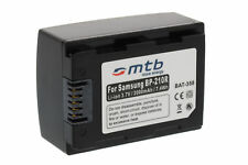Batería IA-BP210R para Samsung HMX-H300 / SMX-F50, F50BN, F50BP, F54, F70