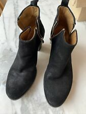Gorgeous Officine Creative Ankle Boots With Side Zips EU38.5 UK 5.5 Boxed