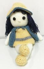 Handmade doll crochet Girl