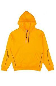 Drake X Nike NOCTA Hoodie University Gold Yellow Size Small, Brand New
