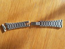Zodiac Astrographic steel acier  Bracelet For Parts