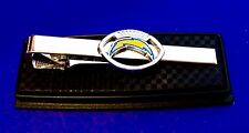 Chargers Tie Clip Sd Chargers football logo tie Bar