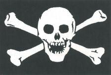 3X5 Crossbones and Skull Cross Bones Pirate Flag 3'x5' Banner Usa Seller