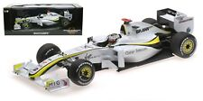 Minichamps Brawn BGP001 2009 - Jenson Button 2009 F1 World Champion 1/18 Scale