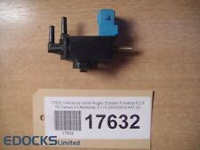 Unterdruck Ventil Regler Schalter Frontera A 2,8 TD Campo 2,5 Monterey 3,1 Opel