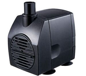 NEW Jebao WP 1200 317GPH Submersible Fountain Pond Water Pump FREE SHIPPING