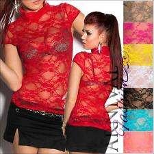 Short Sleeve Floral Tops for Women