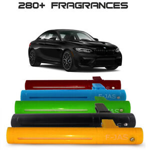 Car Freshener Vent Clip with 10ml Refill, 5 Colours for BMW 1 3 Series X1 M 135i