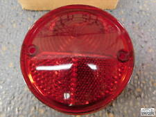 Ford English  Anglia  Tail Light Lens Round Red  Butlers  1960-1962