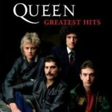 Queen - The Greatest Hits CD Album Remastered Version 2011