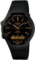 Casio AW-90H-9E New Original Multi-Function  Digital Analog Mens Watch AW-90