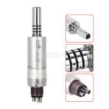 NSK Style Dental Inner Water Spray Low Speed Air Motor Handpiece E-type 4-Hole