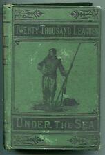 Twenty Thousand leagues Under The Sea by Jules Verne - author's edition