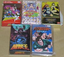 Unholy Night Shubibinman Zero Iron Commando Gourmet Sentai Majuu Ou SuperFamicom