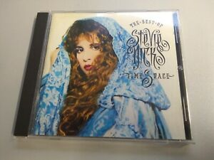 ++ Stevie Nicks The Best Of Time Space CD EMI 1991 Fleetwood Mac Peter Green ++