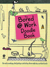 Good, The Bored at Work Doodle Book, Adders, Rose, Book