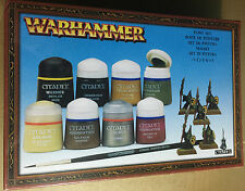 CITADEL GAMES WORKSHOP WARHAMMER - 60-10 SET DI PITTURA - NUOVO