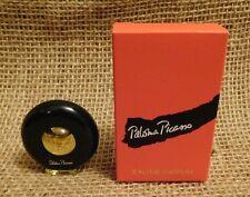 Paloma Picasso Eau de parfum 5 ml. 0.17 fl.oz. mini perfume with Box