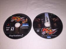 King of Fighters: Maximum Impact + Bonus CD (PlayStation PS2) in Plain Case Exc!