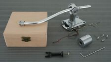 ESL Ortofon S1000 Tonearm with SME base and Armrest : Good Working Condition!!!