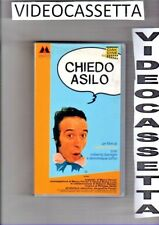 CHIEDO ASILO - VIDEOCASSETTA