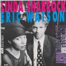 LINDA SHARROCK ERIC WATSON  CD LISTEN TO THE NIGHT
